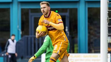 Subsitute Moult levelled proceedings in the 67th minute to earn his side a point.