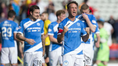 Scottish Premiership highlights: Partick Thistle 0-2 St Johnstone