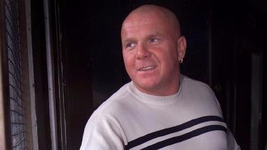 Johnny Adair Snr was expelled from NI by the Ulster Defence Association. Paul Faith/PA