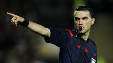 Ovidiu Hategan will take charge of Celtic's Champions League clash in the Nou Camp.