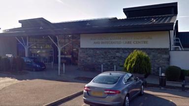 Hospital: The Glenaray acute in-patient ward has been closed.