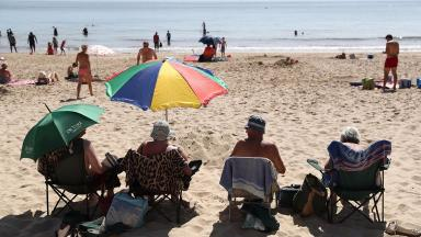 Tuesday could be the hottest September day in more than half a century.