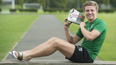 Jason Cummings expects Hibs to win every game