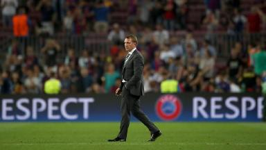 Celtic players won't be scarred by 7-0 loss to Barcelona