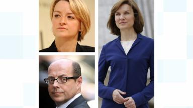 Laura Kuenssberg, Nick Robinson and Fiona Bruce are among the BBC personalities believe to be affected by the pay disclosure.