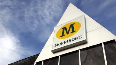 Morrisons made pre-tax profit of £157 million.