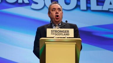 Alex Salmond QUALITY