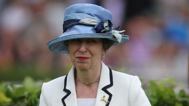 Princess Anne was recently treated at Aberdeen Royal Infirmary for a chest infection.