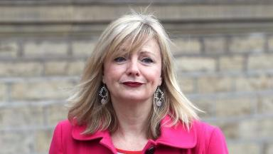 Tracy Brabin at Jo Cox's funeral in July.
