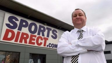 Sports Direct will now undertake an independent review
