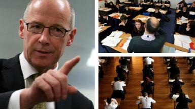 John Swinney: The education secretary says the changes are in the spirit of Curriculum for Excellence.