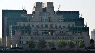 The MI6 Vauxhall Cross building