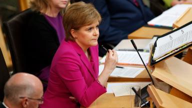 Nicola Sturgeon QUALITY September 22, 2016