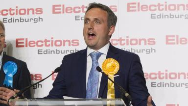 Liberal Democrat MSP Alex Cole-Hamilton, Edinburgh West.