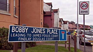 St Andrews: Elizabeth Bowe died in the Fife town.
