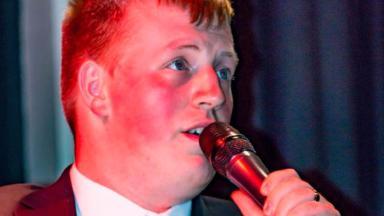 Kieran Innes: Killed in A90 road crash.