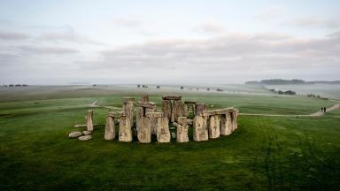 The findings suggest people have been visiting Stonehenge for at least 7,000 years.