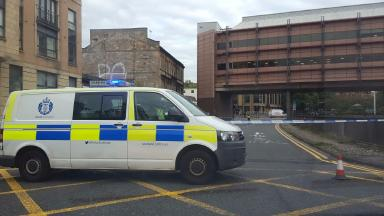 Incident: The area was cordoned off for several hours.