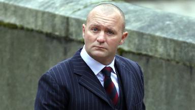 John Norwood: Jailed for eight years.
