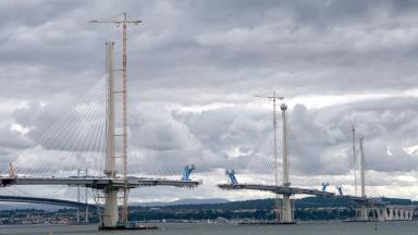 News Now: Queensferry Crossing