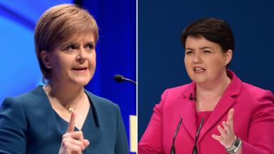 'Fundamentalist': Ruth Davidson slams FM's conference speech.