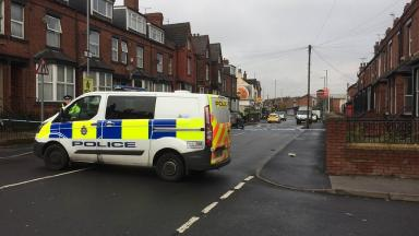 Tempest Road is closed as police enquiries take place