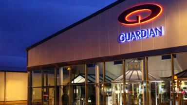 Liquidation: Guardian hit financial difficulties over summer.