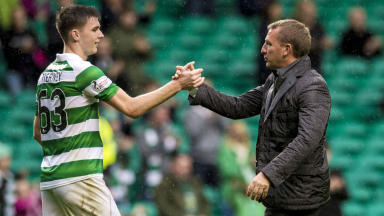 I will protect Kieran Tierney from burnout says Rodgers
