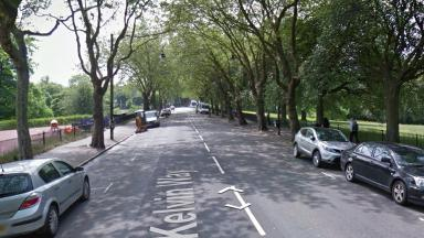 Kelvin Way: Woman attacked in west end of Glasgow on Sunday night.