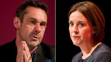 Scottish Labour: Paul Mason thinks Kezia Dugdale should go.
