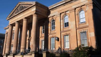 Dundee Sheriff Court quality news image