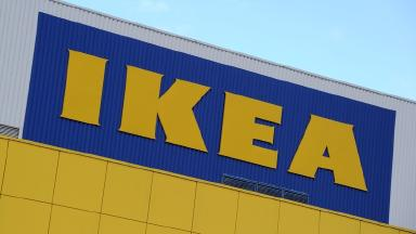 Ikea said its thoughts are with the man's family.