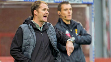 They'll have to push me out of Partick Thistle, says Archibald