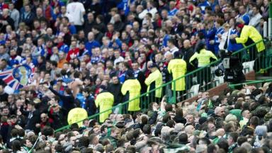 Old Firm warning