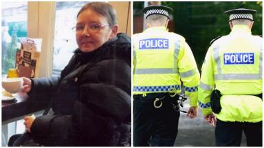 Janet McQueen: The 58-year-old may have been in Bennan Square.