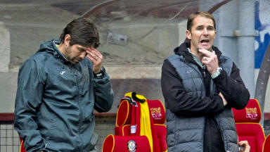 Individual errors are causing late goals says Alan Archibald