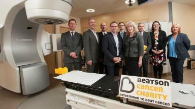 Gleneagles chef backs cancer project