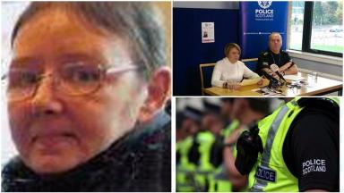 Family's appeal over missing Glasgow woman