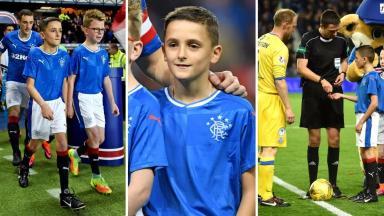 News Now: Rangers fan honoured