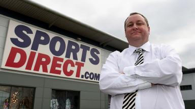 Mike Ashley: Sports direct owner to pay half the governing body's bill.