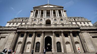 The Bank of England is expected to keep interest rates on hold.