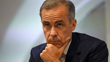 Mark Carney will make an announcement on his position soon.