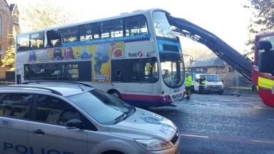 News Now: Glasgow Bus Crash