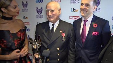 Pride of Britain Awards: Billy Muir