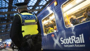 British Transport Police quality generic