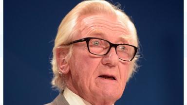 Former deputy prime minister Lord Heseltine.