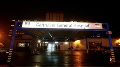 Inspection: NHS criticised over conditions at Gartnavel (file pic).