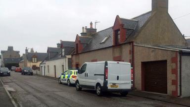 Portknockie: Scene of serious assault in Moray.