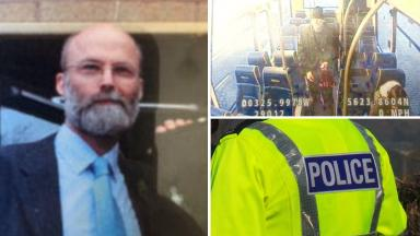 Peter Edwards: Friends and family 'extremely concerned'.