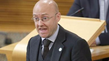 First Minister's Questions: Patrick Harvie